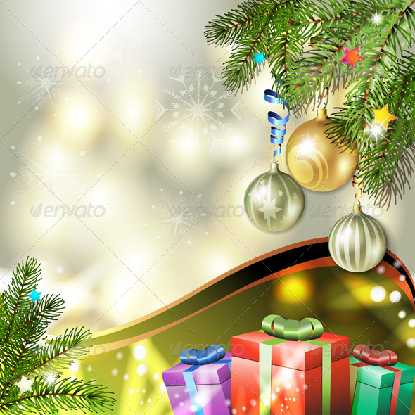 GraphicRiver Christmas Card 6468157