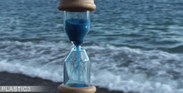 Sand Clock And Sea HD