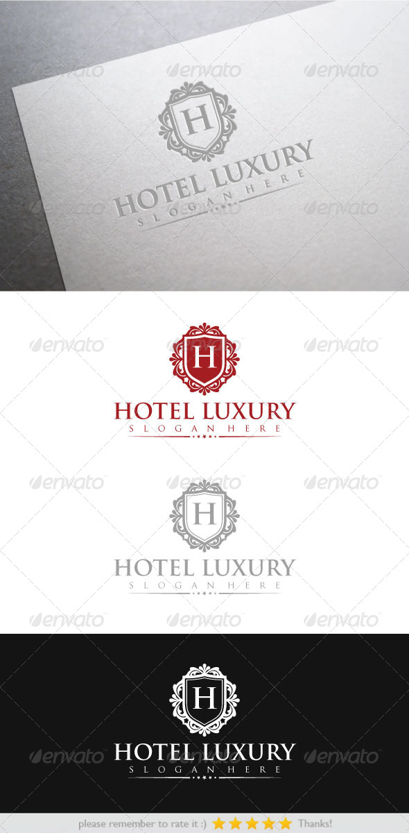 GraphicRiver Hotel Luxury 6469834