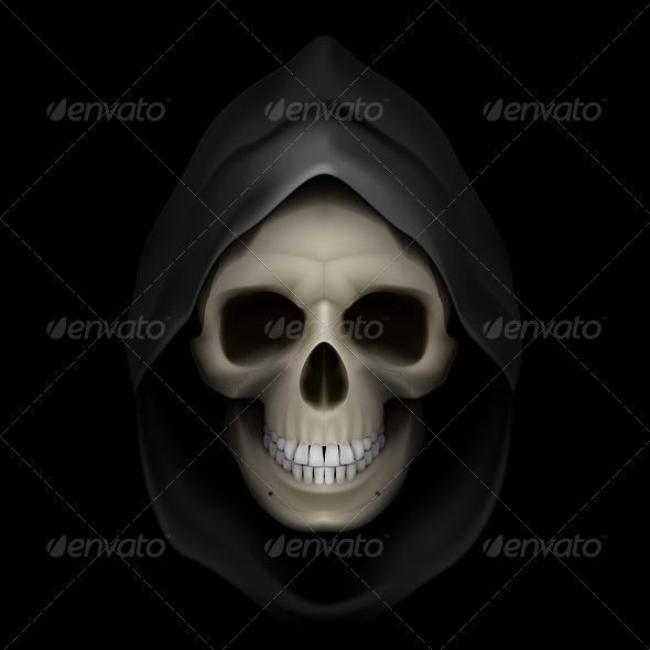 GraphicRiver Death Image 6469957