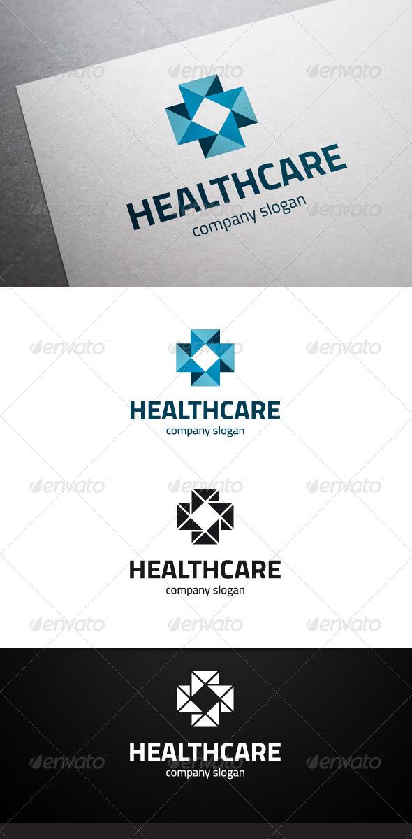 GraphicRiver Healthcare Logo V2 6470296