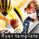 High Fly Flyer Template - GraphicRiver Item for Sale