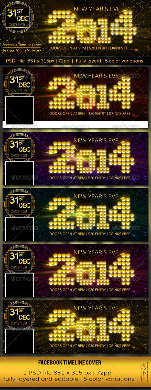 GraphicRiver New Year s Eve Party FB Timeline Cover 6470892