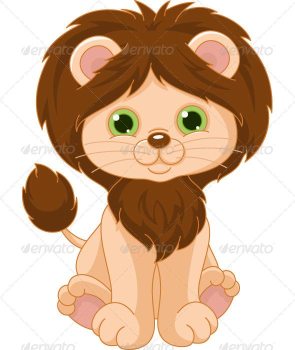 GraphicRiver Lion 6471044