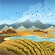 Download Vector Autumn Landscape