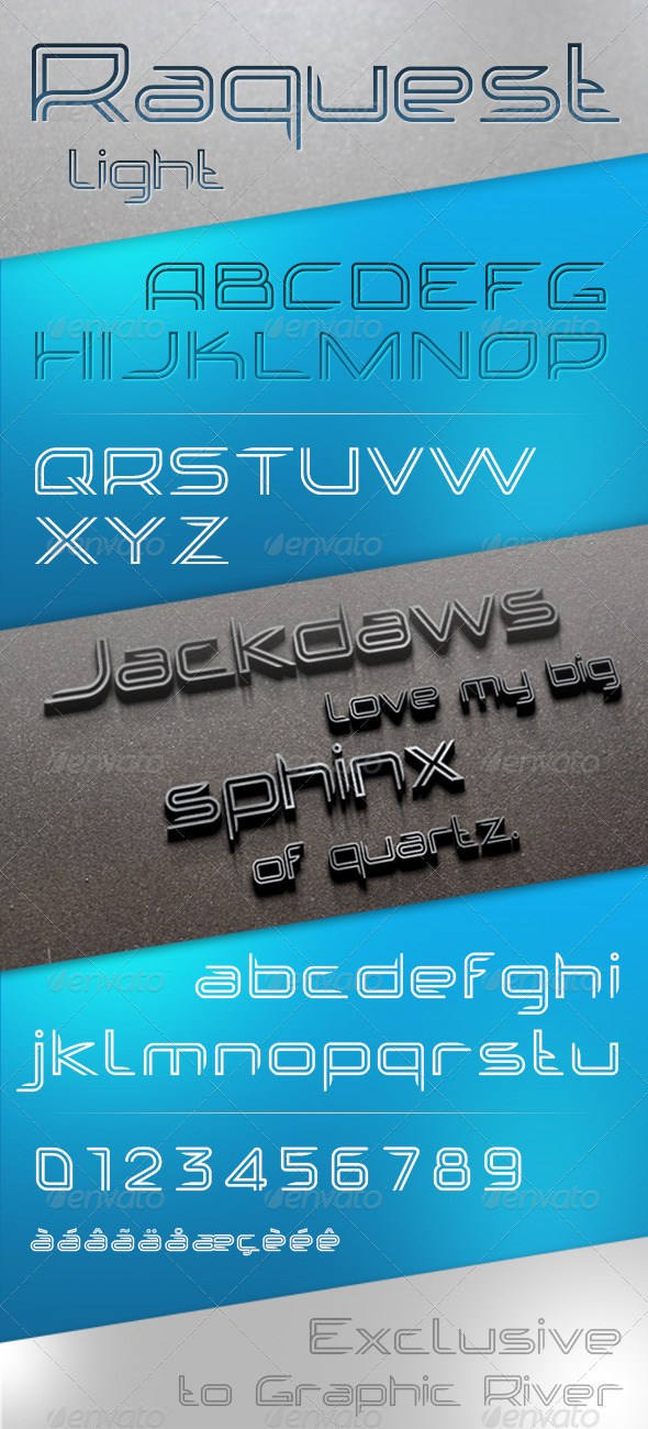 GraphicRiver Raquest Light 6471716
