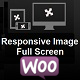 Responsive Image View Full Screen