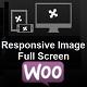 Responsive Image View Full Screen