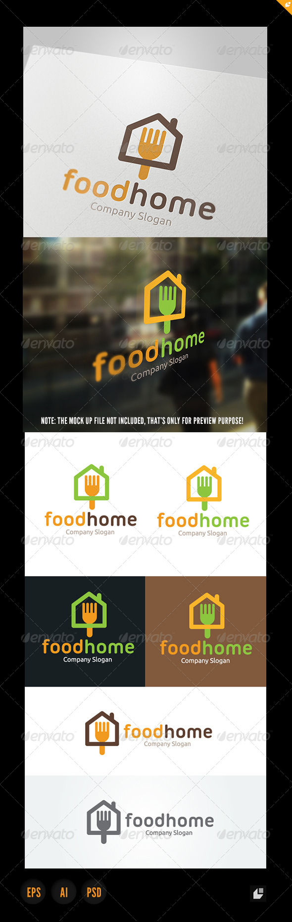 GraphicRiver Food Home 6473659