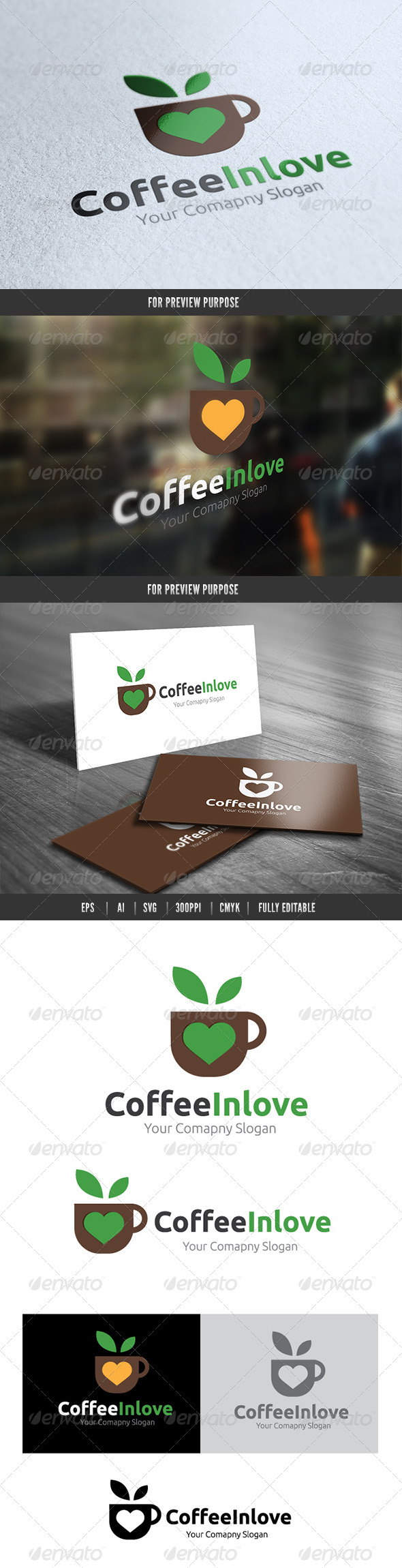 GraphicRiver Coffee in Love 6473753