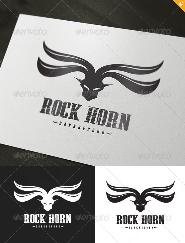 GraphicRiver Rock Horn 6473898