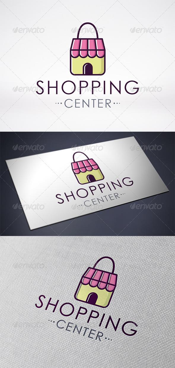 GraphicRiver Shopping Center Logo Template 6473982