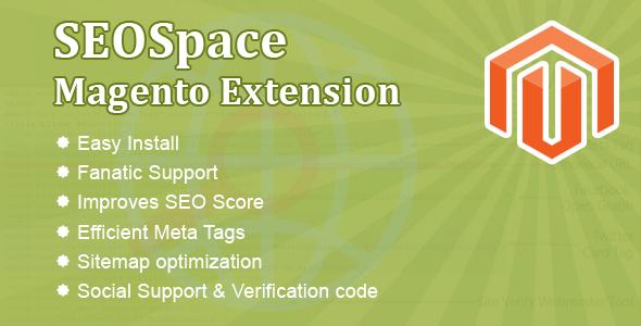 SEOSpace Magento Extension Pro