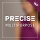 Precise — Multipurpose Responsive WordPress Theme (WordPress) Download