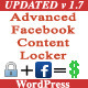 Advanced Facebook Content Locker 1.8 - CodeCanyon Item for Sale