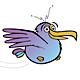 Crazy Bird - GraphicRiver Item for Sale