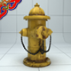 Fire Hydrant(Highploy version)
