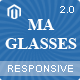 GlassesStore - ThemeForest Item for Sale