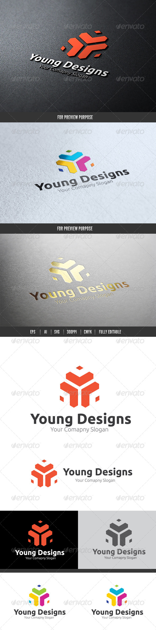 GraphicRiver Young Designs 6476271