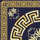 Vector Vintage Gold Greek Ornament - GraphicRiver Item for Sale