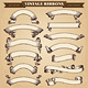 Vintage Ribbon Banners Vector - GraphicRiver Item for Sale