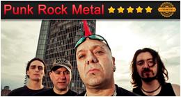 Metal Rock and Punk
