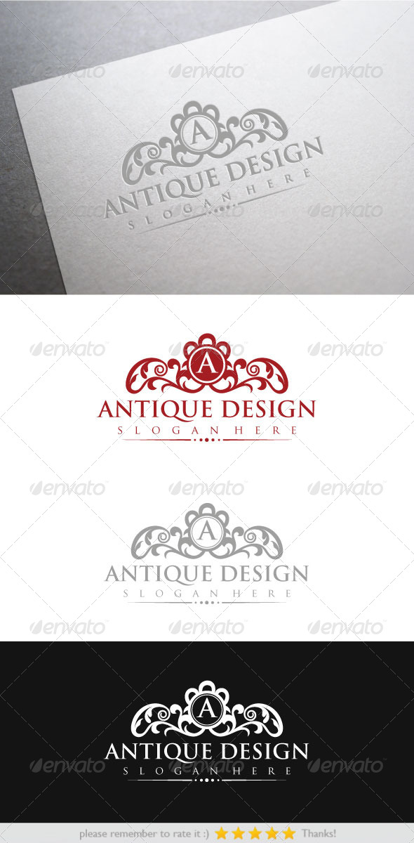 GraphicRiver Antique Design 6478142