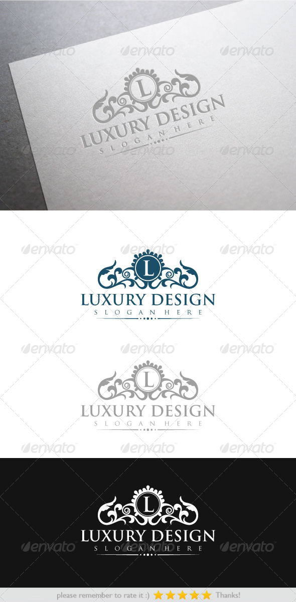 GraphicRiver Luxury Design 6478175