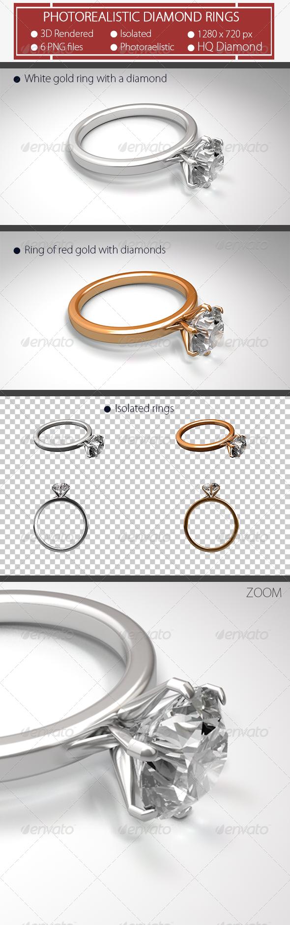 GraphicRiver Diamond Ring 6478178