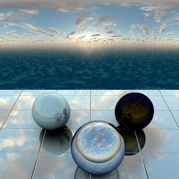 3DOcean Sea 11 677026