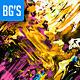Canvas Artistic Patterns & Backgrounds Bundle
