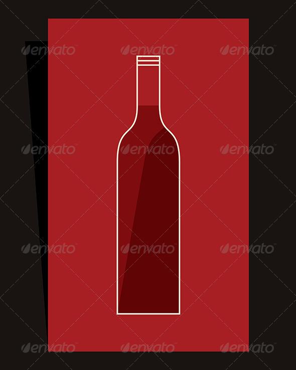 GraphicRiver Wine List Design 6479543