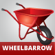 Wheelbarrow Vector Illustration - GraphicRiver Item for Sale