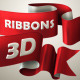 Ribbons 3D Pack - VideoHive Item for Sale