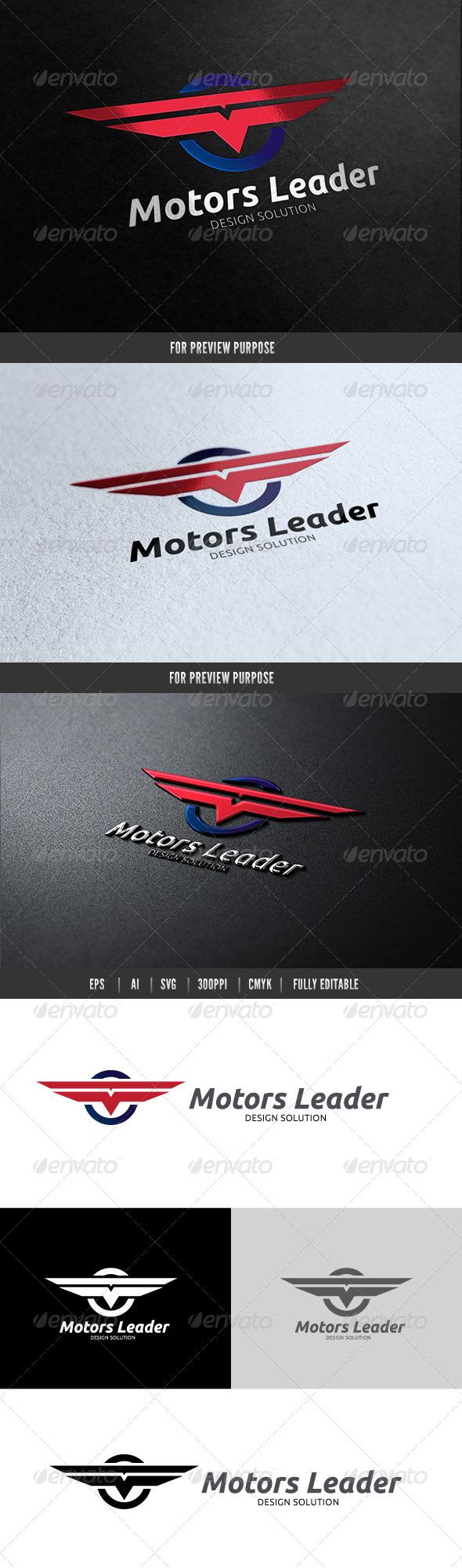 GraphicRiver Motors Leader 6481416