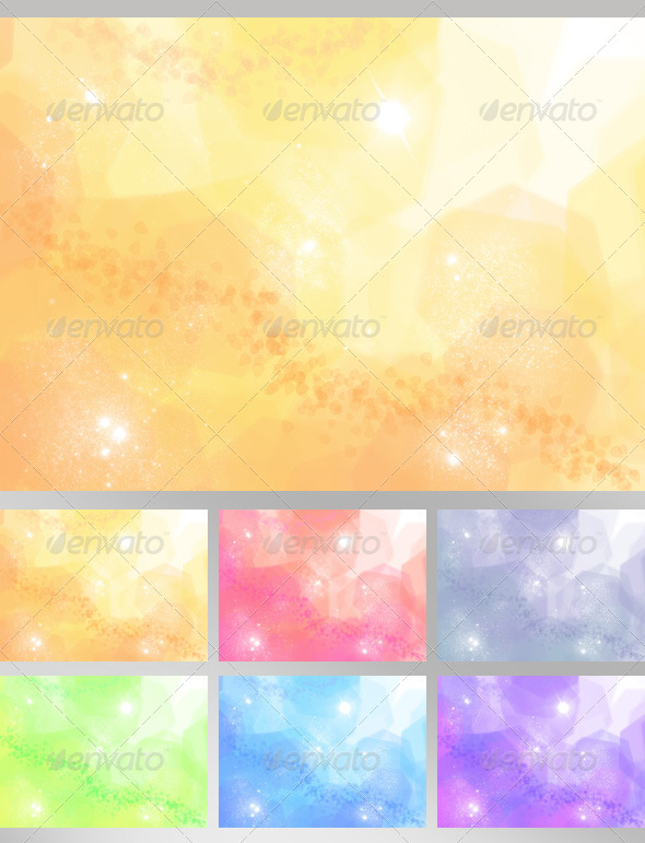 GraphicRiver Abstract Light Background 6481645