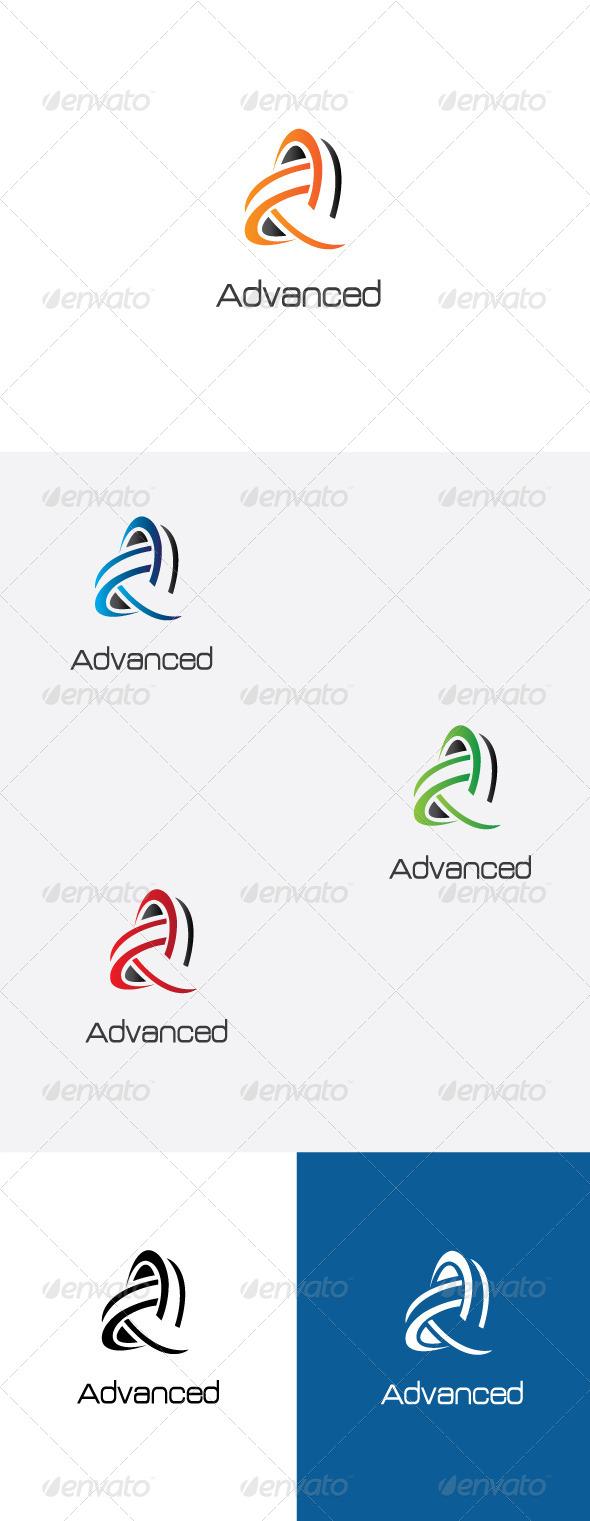 GraphicRiver A Letter Logo Template 6482335
