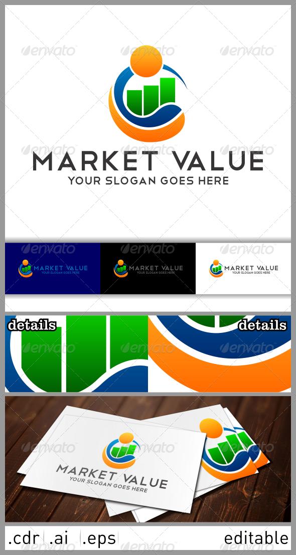GraphicRiver Market Value Logo 6482591