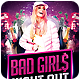 Bad Girls Night Out Flyer Template