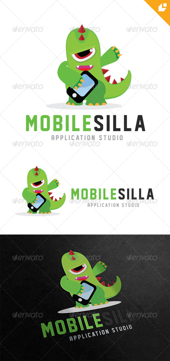GraphicRiver Mobile Silla 6482697