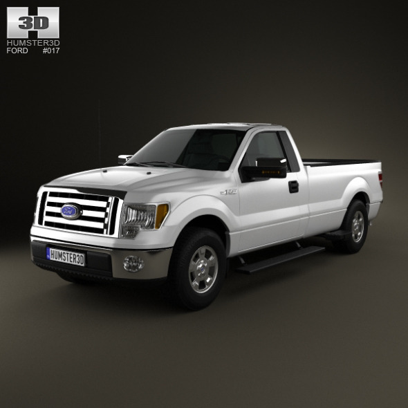 Ford F-150 XLT RegularCab 65ftBox 2011