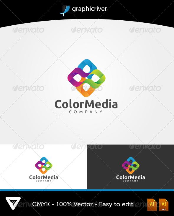 GraphicRiver ColorMedia Logo 6483183