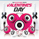 Valentine's Day Heartbeat / Heartbreaker Flyer - GraphicRiver Item for Sale