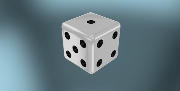 3DOcean 3D Dice 6409374