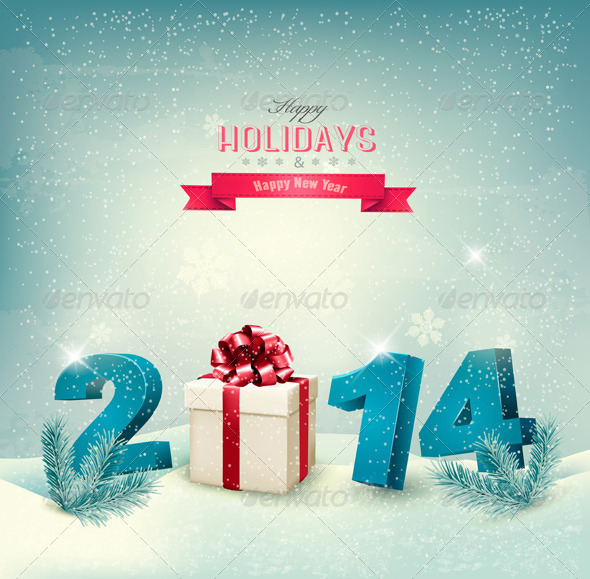 GraphicRiver Happy New Year 6485093