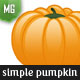 Simple Pumpkin - GraphicRiver Item for Sale