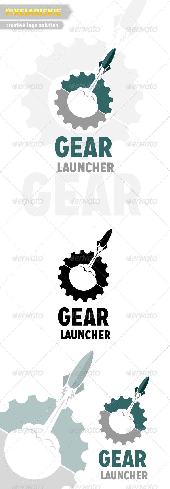 Gear Launcher Logo