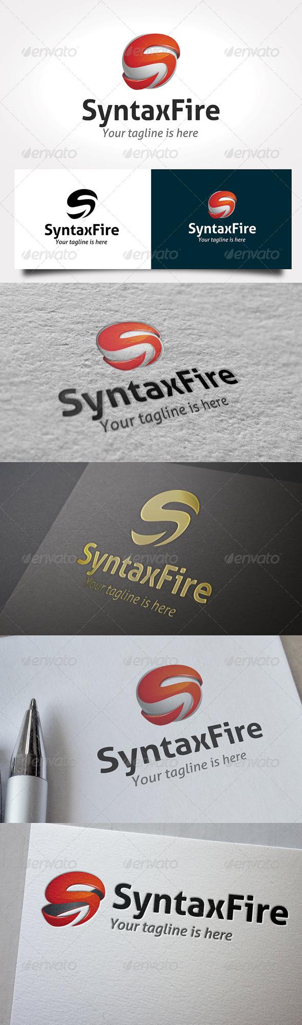 Syntax Fire Logo