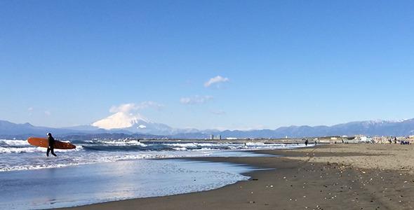 Fujisan Surfers 3