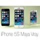 iPhone 5S Maya Vray